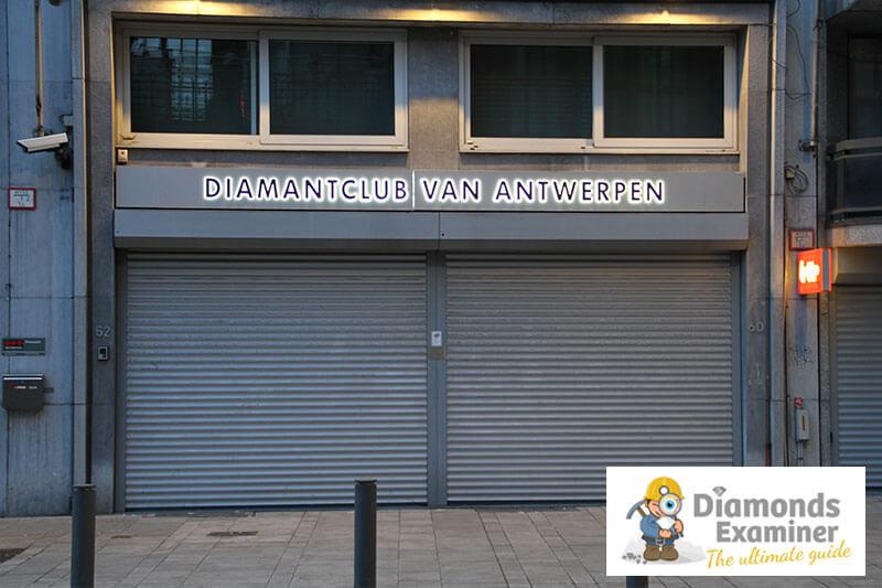diamantclub van antwerpen pelikaanstraat 62